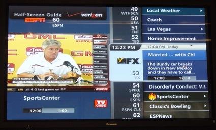 Seven screen shots: forthcoming Verizon FiOS TV