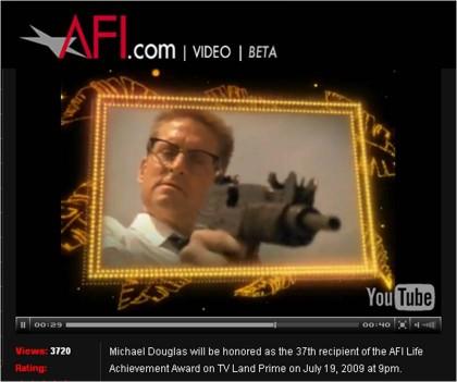 AFI video portal