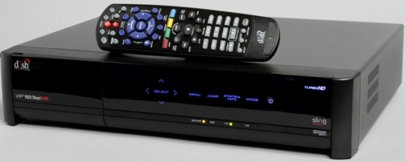 DISH VIP 922 Slingbox DVR