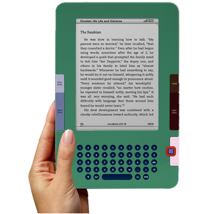 russe hard ebook reader color