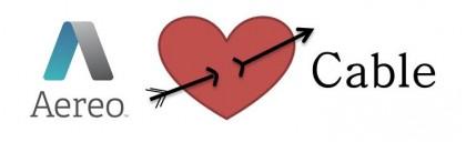 Aereo hearts cable