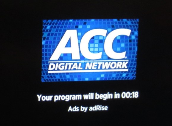 ACC Digital Network Roku ads