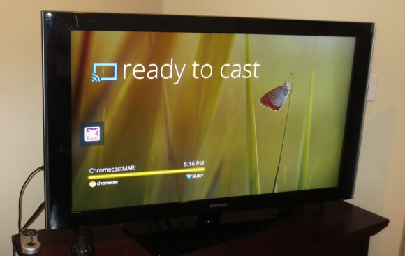 Chromecast set-up 3