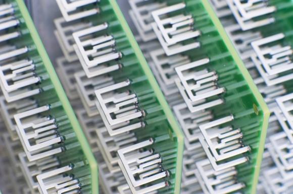 Aereo antenna array