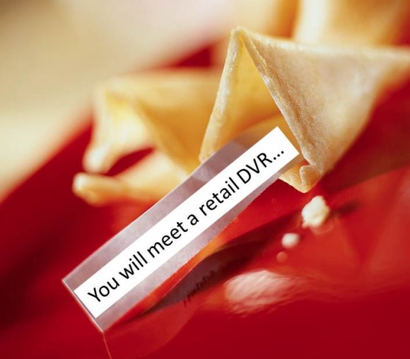 DVR fortune cookie