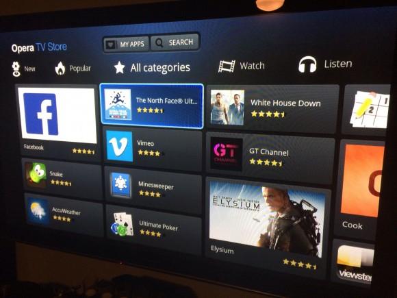 TiVo Opera TV App Store Revealed