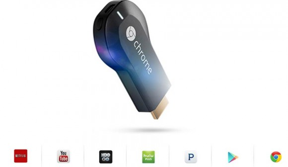 Google Chromecast apps